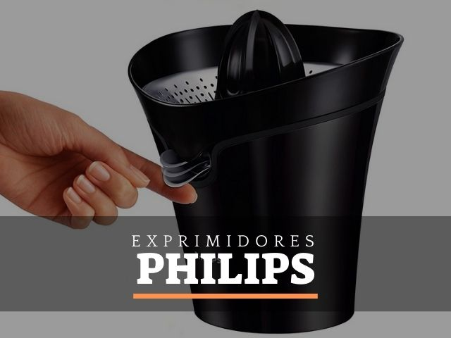 mejores exprimidores philips